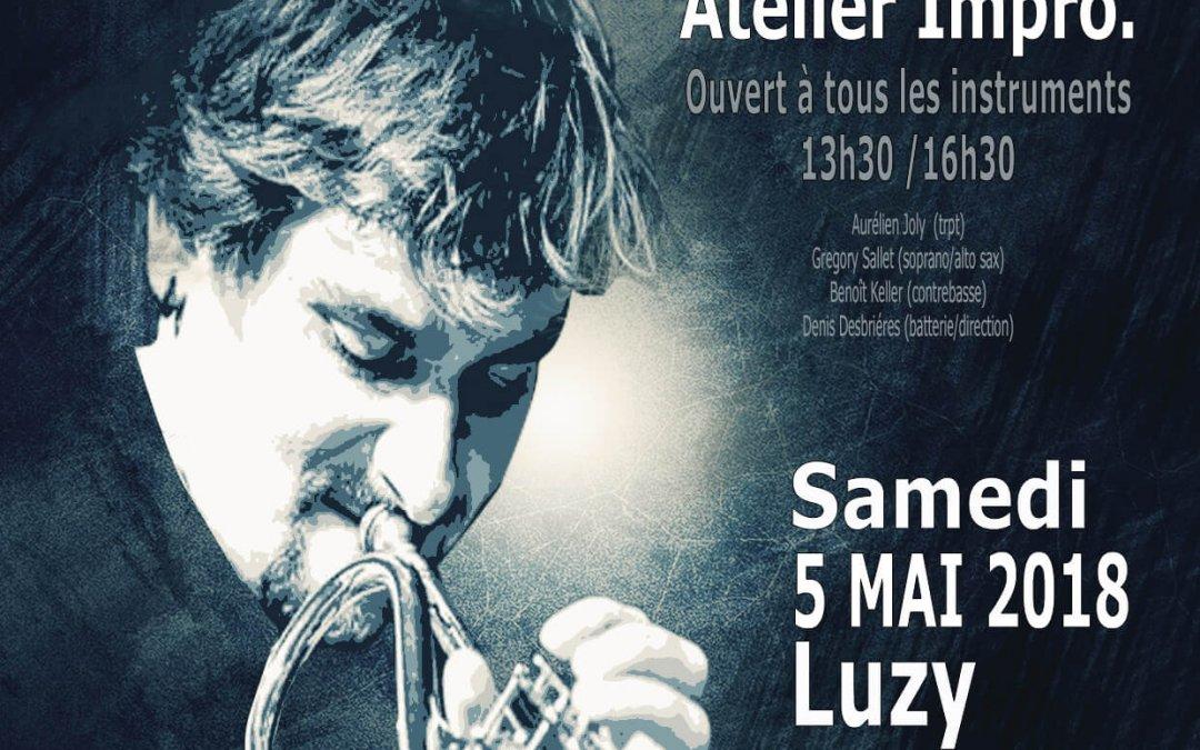 Master-class trompette & atelier «Impro»