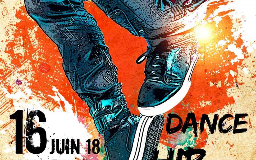 DANCE HIP HOP STREET