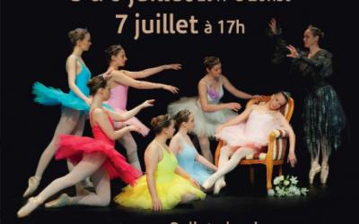 Vidéo – photos récital danse 2019